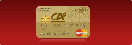 Carte Bancaire Gold Credit Mutuel.Credit Agricole Aquitaine Gold Mastercard Cartwin Tous