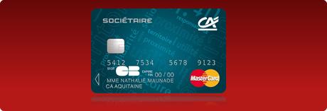 Cr dit agricole aquitaine mastercard soci taire tous - Plafond de retrait mastercard credit agricole ...